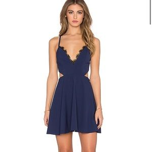 NWT! NBD x The Naven Twins Sweet Nothings Dress